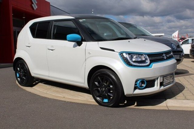 Demonstrator, Demo, Near New Suzuki Ignis GLX, Wayville, 2016 Suzuki Ignis GLX Hatchback