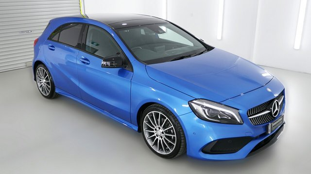 Used Mercedes-Benz A200 d D-CT, Coffs Harbour, 2016 Mercedes-Benz A200 d D-CT Hatchback