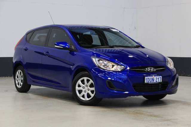 Used Hyundai Accent Active, Bentley, 2012 Hyundai Accent Active Hatchback