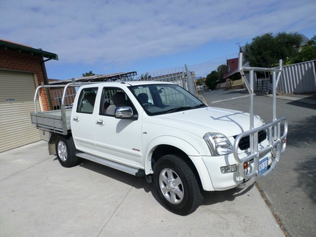 Used Holden Rodeo LTZ Crew Cab, Mount Lawley, 2007 Holden Rodeo LTZ Crew Cab Utility