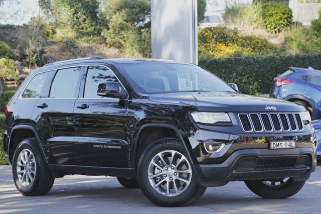 Discounted Demonstrator, Demo, Near New Jeep Grand Cherokee Laredo, Southport, 2015 Jeep Grand Cherokee Laredo SUV
