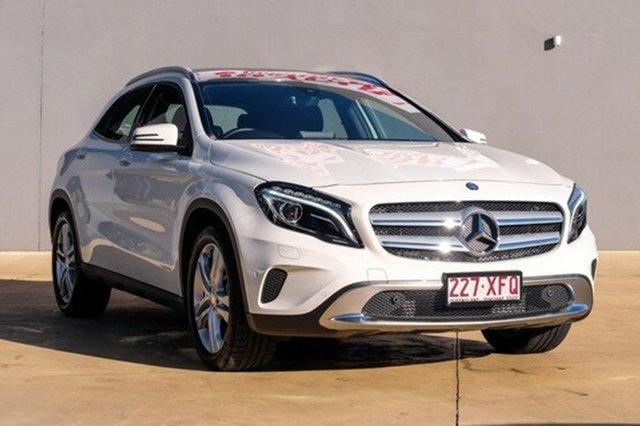 Used Mercedes-Benz GLA200 d DCT, Moorooka, Brisbane, 2016 Mercedes-Benz GLA200 d DCT Wagon