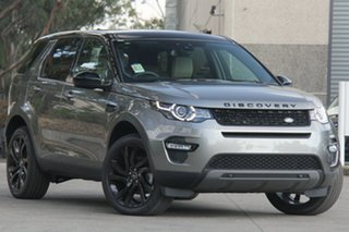 2016 Land Rover Discovery Sport TD4 150 HSE Wagon.