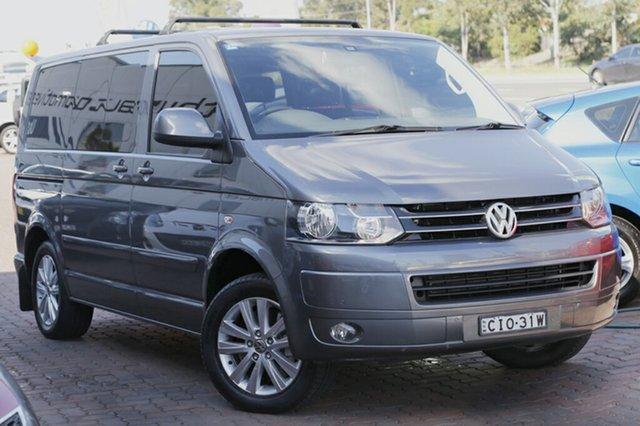 Used Volkswagen Multivan TSI350 DSG Comfortline, Narellan, 2012 Volkswagen Multivan TSI350 DSG Comfortline Wagon