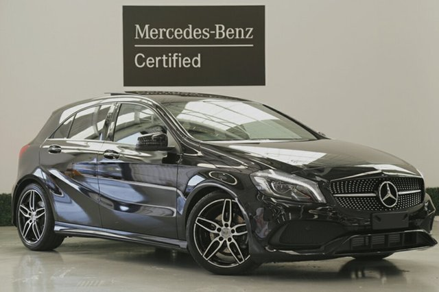 Used Mercedes-Benz A200 D-CT, Narellan, 2016 Mercedes-Benz A200 D-CT Hatchback