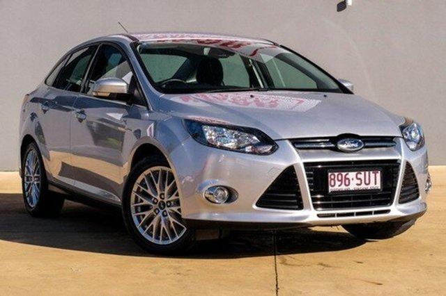 Used Ford Focus Sport PwrShift, Moorooka, Brisbane, 2011 Ford Focus Sport PwrShift Sedan
