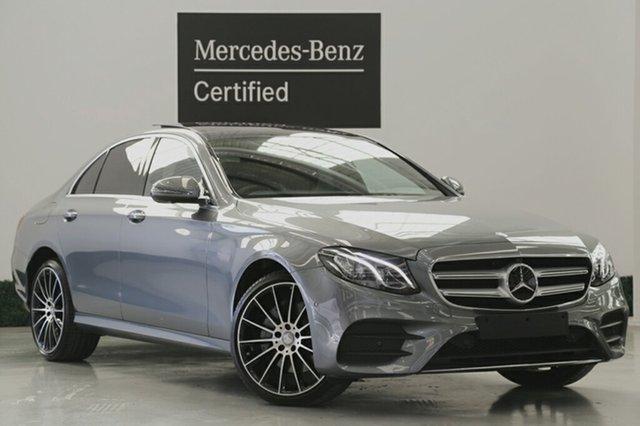 Used Mercedes-Benz E220 d 9G-TRONIC PLUS, Narellan, 2016 Mercedes-Benz E220 d 9G-TRONIC PLUS Sedan
