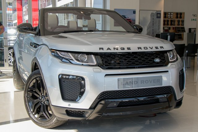 New Land Rover Range Rover Evoque TD4 180 HSE Dynamic, Brookvale, 2016 Land Rover Range Rover Evoque TD4 180 HSE Dynamic Convertible
