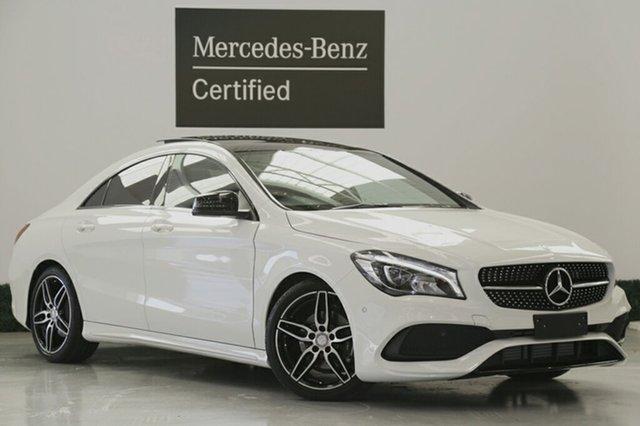 Used Mercedes-Benz CLA200 DCT, Narellan, 2016 Mercedes-Benz CLA200 DCT Coupe