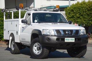 Used Nissan Patrol DX, Acacia Ridge, 2011 Nissan Patrol DX GU 6 Series II Cab Chassis
