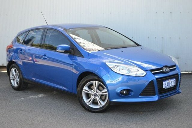 Discounted Used Ford Focus Trend PwrShift, Midland, 2012 Ford Focus Trend PwrShift Hatchback