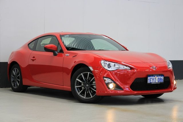 Used Toyota 86 GT, Bentley, 2016 Toyota 86 GT Coupe