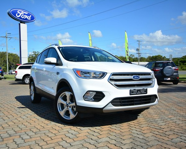 Discounted New Ford Escape Trend AWD, Southport, 2017 Ford Escape Trend AWD Wagon