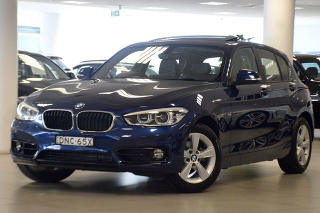 Used BMW 118i Sportline, Brookvale, 2015 BMW 118i Sportline Hatchback