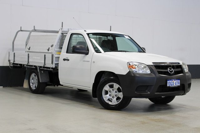 Used Mazda BT-50 Boss B2500 DX, Bentley, 2010 Mazda BT-50 Boss B2500 DX Cab Chassis