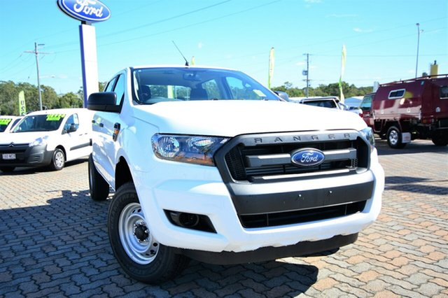 Discounted New Ford Ranger XL Double Cab 4x2 Hi-Rider, Southport, 2017 Ford Ranger XL Double Cab 4x2 Hi-Rider Cab Chassis