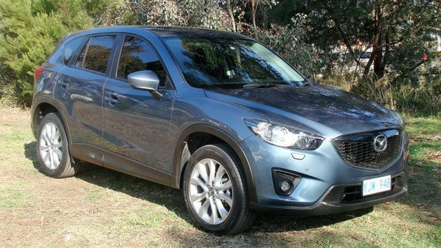 Used Mazda CX-5 Grand Touring SKYACTIV-Drive AWD, Queanbeyan, 2014 Mazda CX-5 Grand Touring SKYACTIV-Drive AWD Wagon