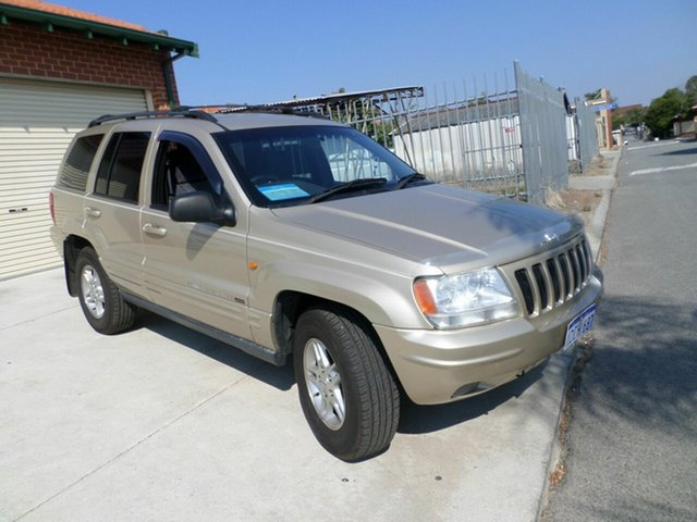 Used Jeep Grand Cherokee Limited, Mount Lawley, 2000 Jeep Grand Cherokee Limited Wagon