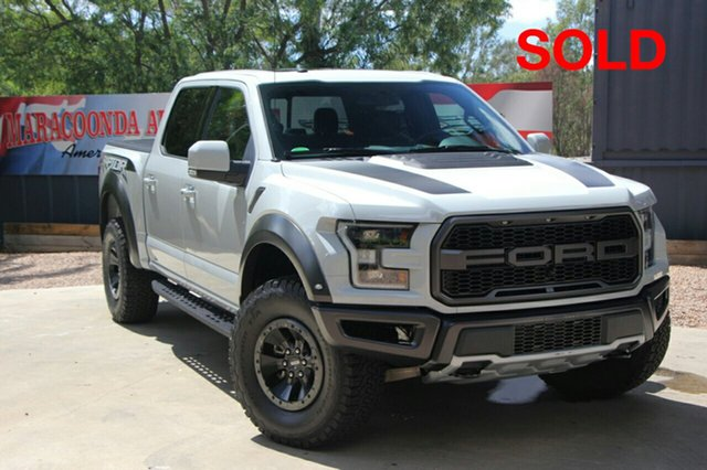 New Ford F150 SVT, Morayfield, 2017 Ford F150 SVT Crewcab