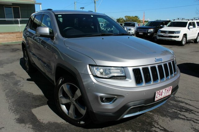 Used Jeep Grand Cherokee Limited, Tingalpa, 2013 Jeep Grand Cherokee Limited Wagon