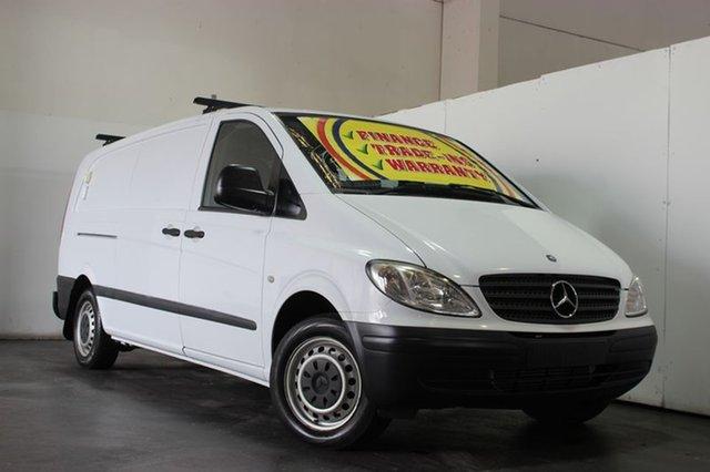 Used Mercedes-Benz Vito 115CDI Compact Crew Cab, Underwood, 2007 Mercedes-Benz Vito 115CDI Compact Crew Cab Van