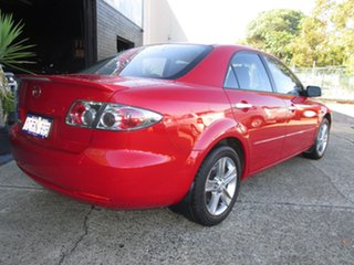 2007 Mazda 6 Sedan.
