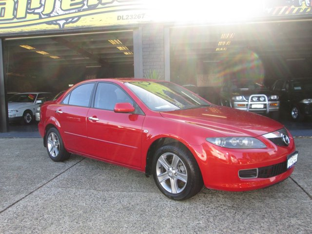Used Mazda 6, O'Connor, 2007 Mazda 6 Sedan