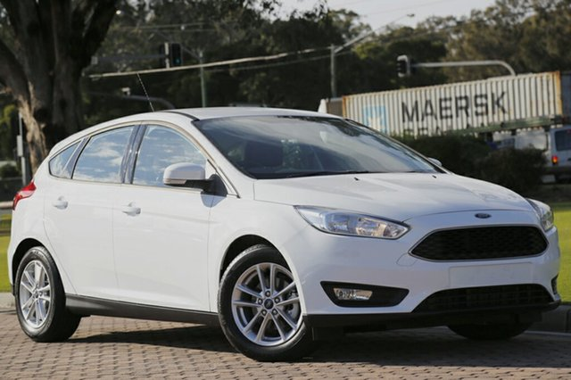 Discounted New Ford Focus Trend, Warwick Farm, 2016 Ford Focus Trend Hatchback
