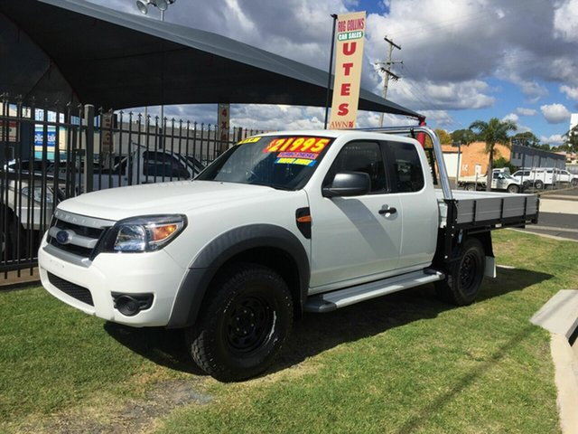 Discounted Used Ford Ranger XL (4x4), Toowoomba, 2010 Ford Ranger XL (4x4)