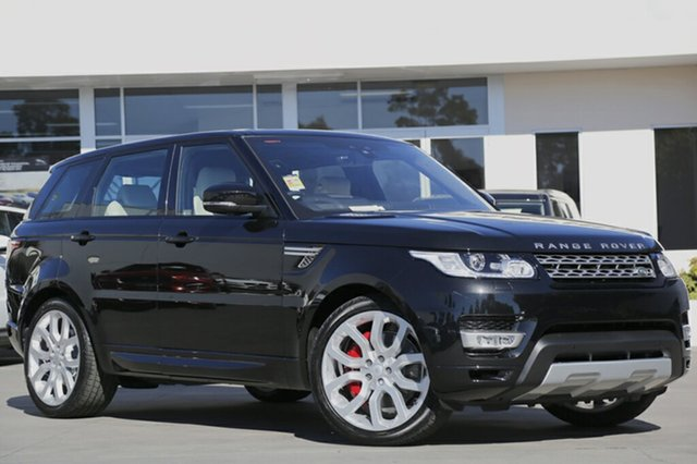 New Land Rover Range Rover Sport SDV6 CommandShift HSE, Narellan, 2017 Land Rover Range Rover Sport SDV6 CommandShift HSE SUV