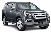 New Isuzu MU-X 4X4 LS-T, Blue Ribbon Motors, Yamanto