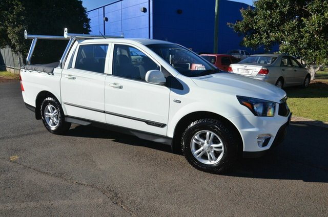 Used Ssangyong Actyon A200 XDI, Toowoomba, 2012 Ssangyong Actyon A200 XDI Wagon