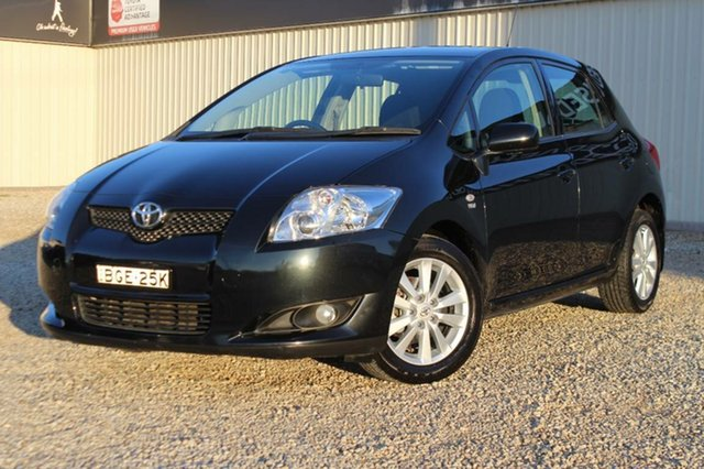 Used Toyota Corolla Conquest, Bathurst, 2008 Toyota Corolla Conquest Hatchback