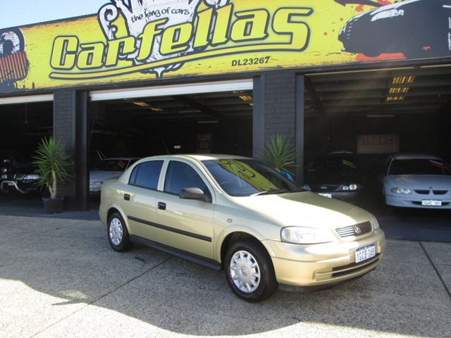 Used Holden Astra Classic, O'Connor, 2002 Holden Astra Classic Sedan