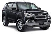 New Isuzu MU-X 4X2 LS-M, Blue Ribbon Motors, Yamanto