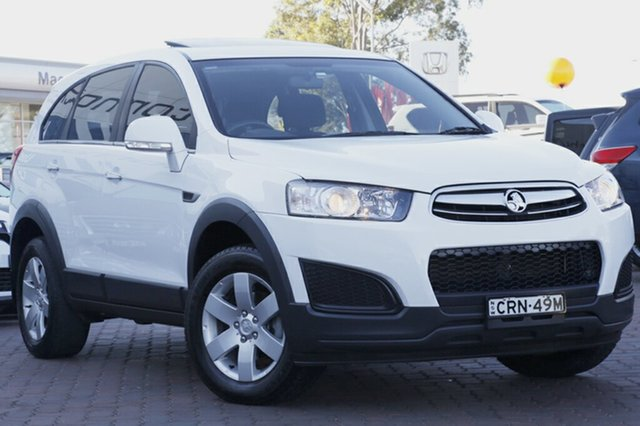 Discounted Used Holden Captiva 7 LS, Narellan, 2014 Holden Captiva 7 LS SUV