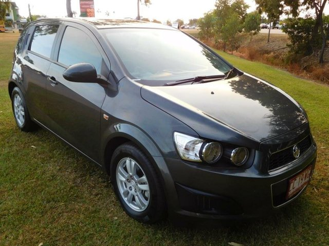 Used Holden Barina TM MY16 CD, 2015 Holden Barina TM MY16 CD Grey 6 Speed Automatic Hatchback