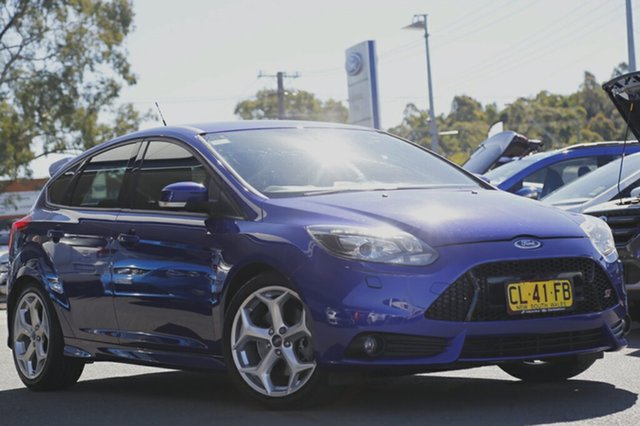 Used Ford Focus ST, Southport, 2012 Ford Focus ST Hatchback