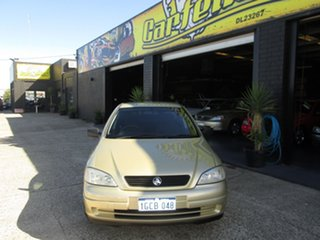 2002 Holden Astra Classic Sedan.