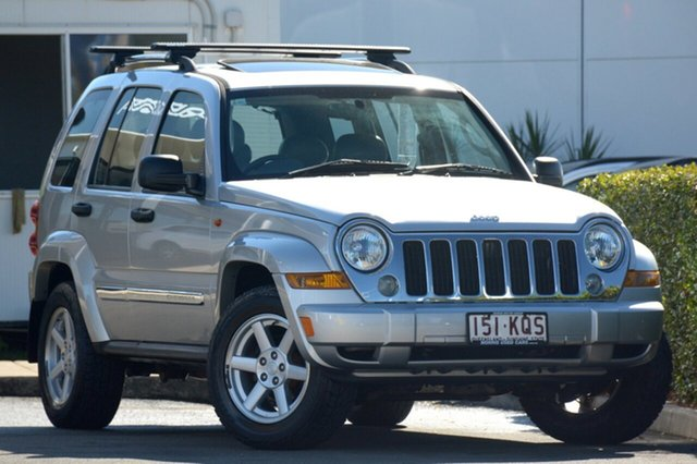 Used Jeep Cherokee Limited, Bowen Hills, 2007 Jeep Cherokee Limited Wagon