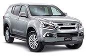 New Isuzu MU-X 4X4 LS-U, Blue Ribbon Motors, Yamanto