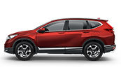 New Honda All-New CR-V, Peter Warren Honda, Warwick Farm