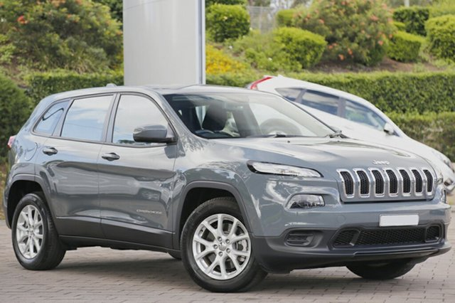 Discounted New Jeep Cherokee Sport, Southport, 2015 Jeep Cherokee Sport SUV