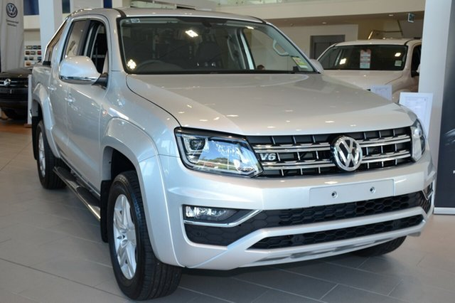V6 TDI 550 Highline 8 SP Automatic Dual Cab Utility