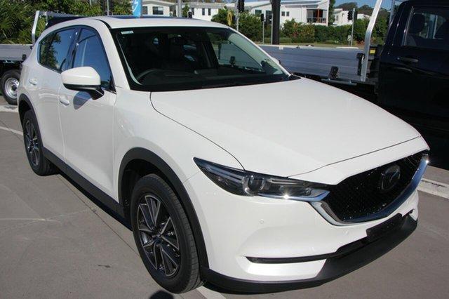 New Mazda CX-5 Akera SKYACTIV-Drive i-ACTIV AWD, Cheltenham, 2018 Mazda CX-5 Akera SKYACTIV-Drive i-ACTIV AWD Wagon