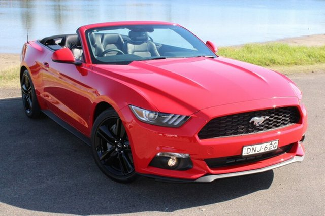 Used Ford Mustang SelectShift, Cardiff, 2016 Ford Mustang SelectShift Convertible