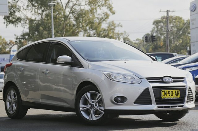 Used Ford Focus Trend PwrShift, Narellan, 2012 Ford Focus Trend PwrShift Hatchback