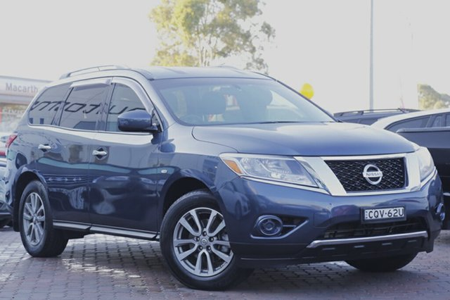 Used Nissan Pathfinder ST X-tronic 4WD, Narellan, 2013 Nissan Pathfinder ST X-tronic 4WD SUV