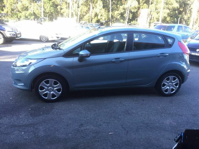 Used Ford Fiesta  , 2009 Ford Fiesta WS CL Hydro 5 Speed Manual Hatchback