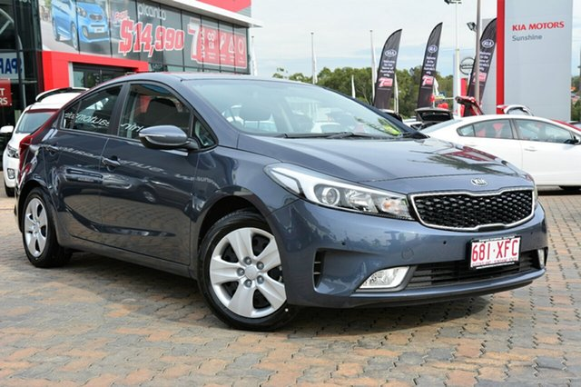 Discounted Demonstrator, Demo, Near New Kia Cerato S, Southport, 2016 Kia Cerato S Sedan